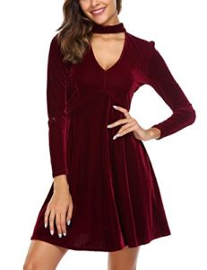vestido de velvet