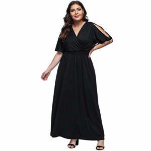 vestido para tallas grandes