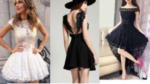 los mejores vestidos de moda