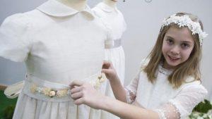 buscando vestidos de comunion