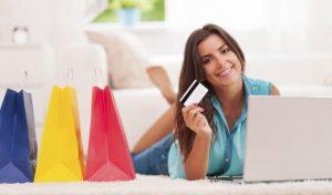 comprando vestidos online