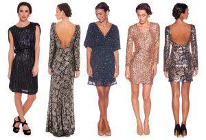 cortes diferentes de vestidos