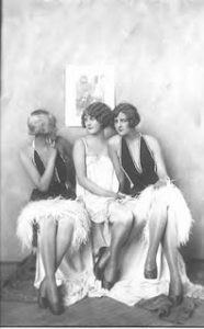 mujeres en los años 20
