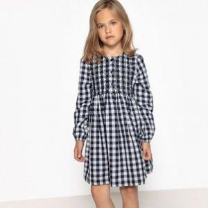 vestido camisero para niña