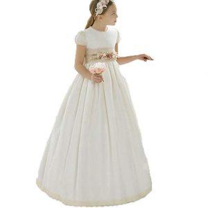 vestido clasico de comunion