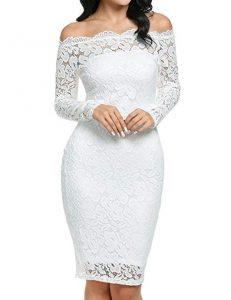 vestido de novia lapiz