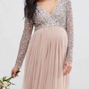 vestido de fiesta comodo
