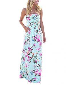 vestido de verano floreado