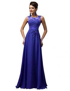 vestido elegante con detalles