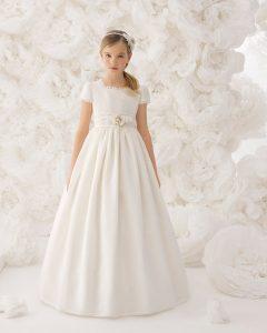 lindo vestido de comunion