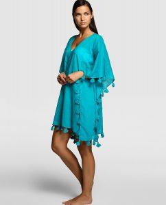 vestido tipo túnica sin patrón