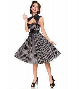 vestidos de los años 50
