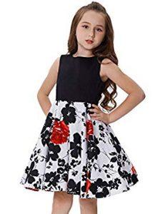 vestido vintage de niña