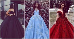 colores de vestido de gala