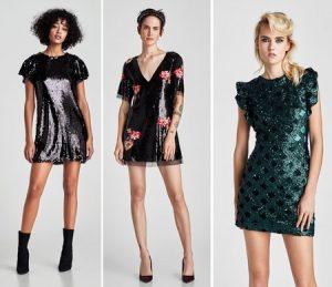 vestidos de lentjuelas