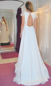 vestido de novia de segunda mano