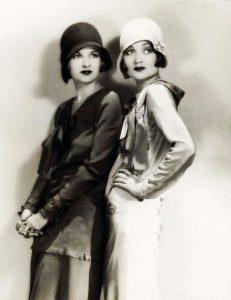 vestidos funcionales de los años 20
