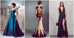 vestidos glamorosos