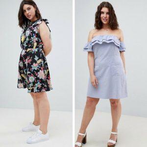 vestidos para goridtas diferentes estilos